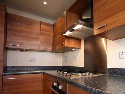 избегайте лишней мебели на кухне