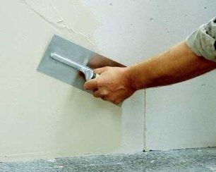 финишная шпаклёвка стен
