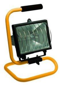 малярные инструменты - прожектор