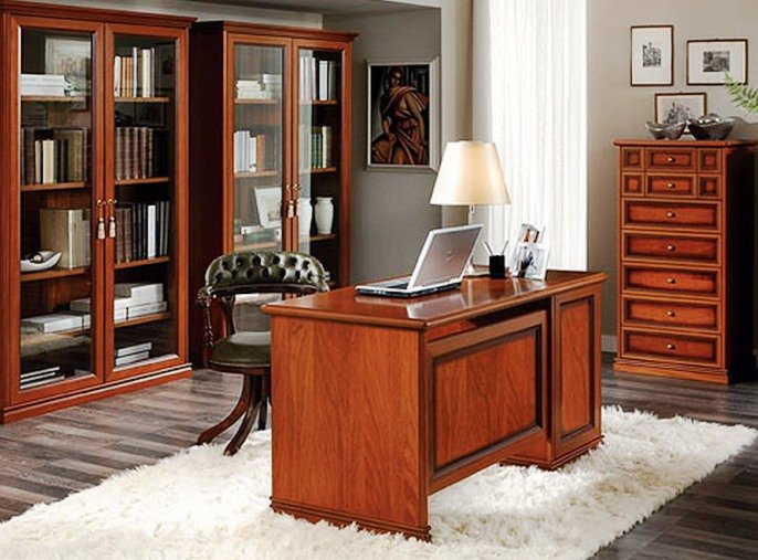 отдельный кабинет в квартире