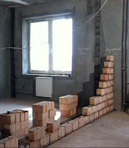 кирпич для стен