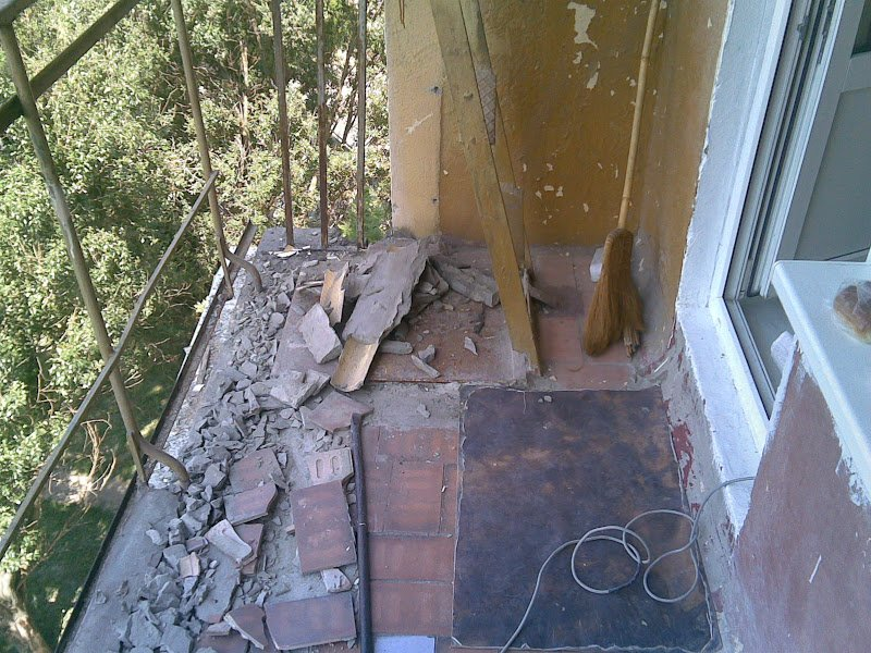 Балкон из пвх - остекляем правильно!.