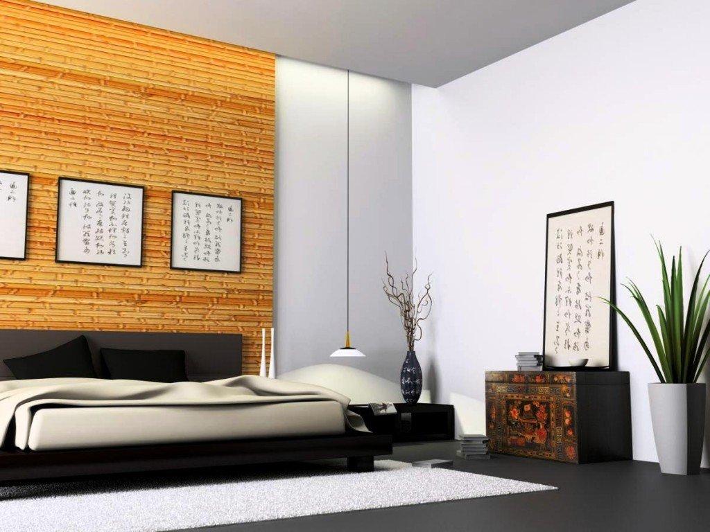 отделка интерьера в китайском стиле