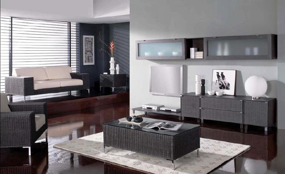 ротанговая мебель самая универсальная из все плетенок