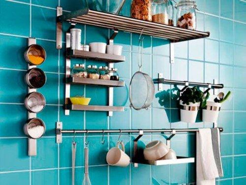 пространство для декорирования кухни