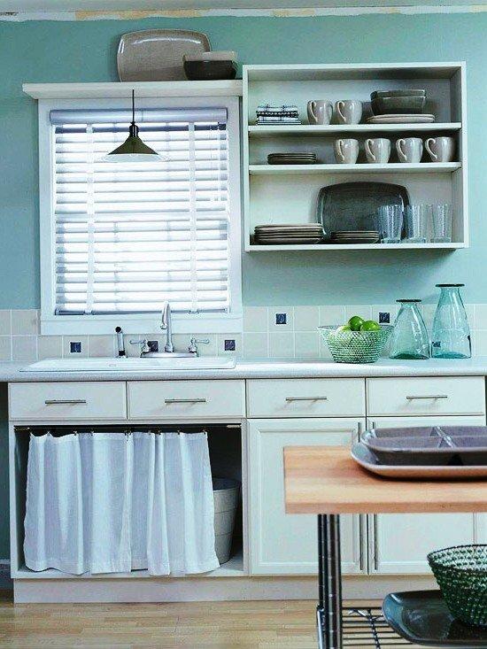 обновление интерьера кухни без ремонта