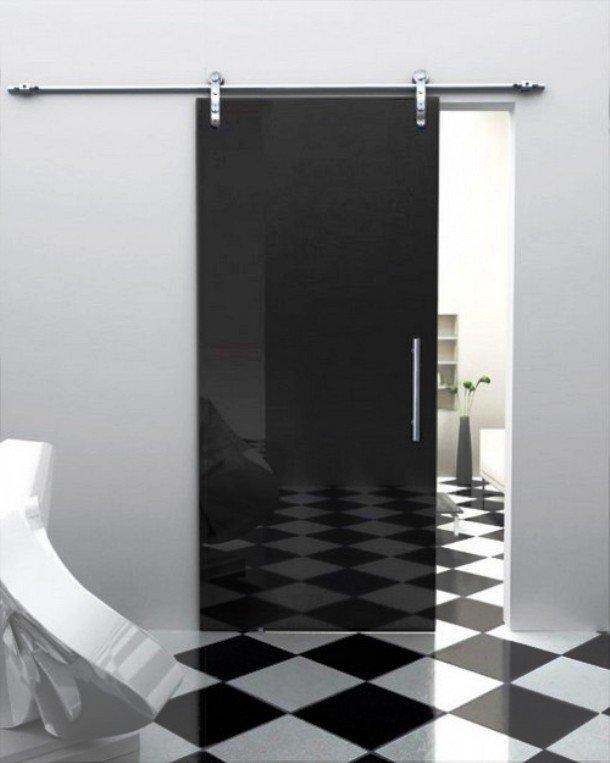 раздвижные двери для современного интерьера