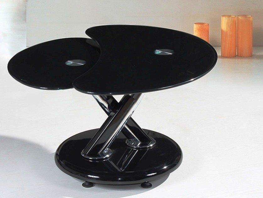 поверхность столика требует постоянной уборки