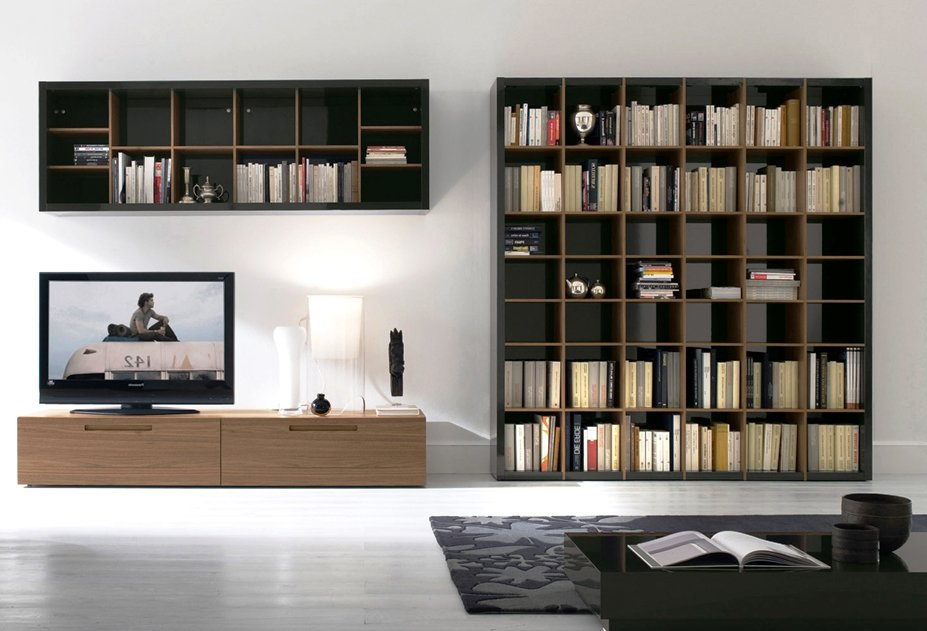 акцентная мебель в интерьере гостиной