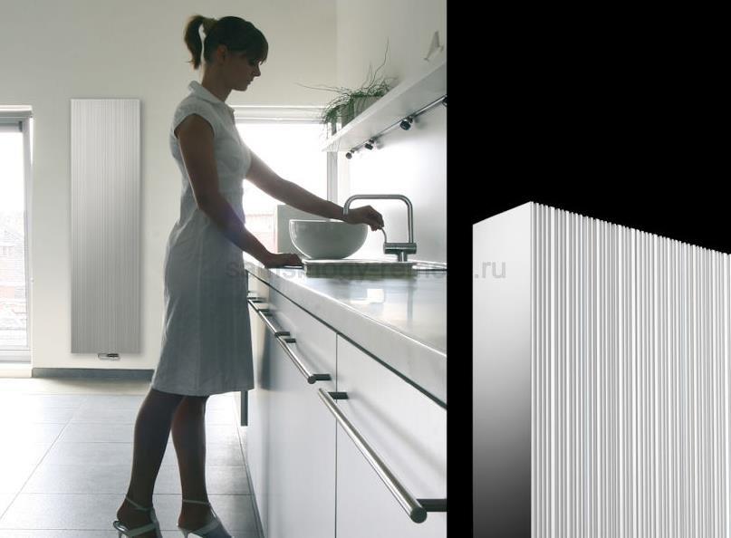 Алюминиевый пластинчатый радиатор