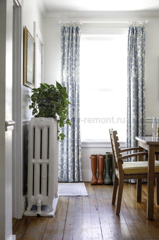 Чугунный радиатор для большой квартиры