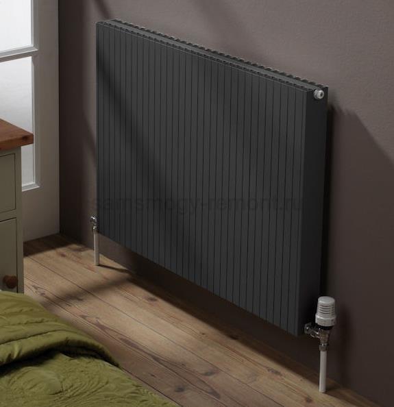 Радиатор алюминиевый в современном стиле
