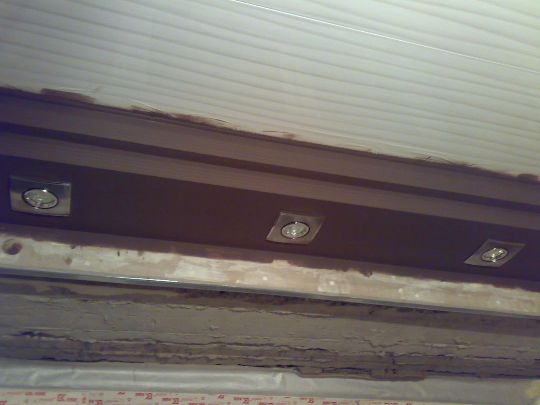 периметр потолка на кухне