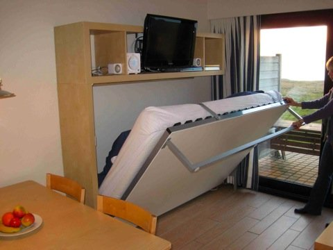 Подъемная кровать для детской