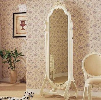 Зеркало псише в спальне