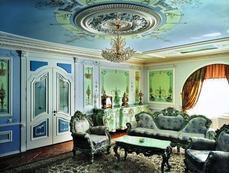 Классический стиль, независимо от времени и модных трендов, остается королем в  интерьере помещения