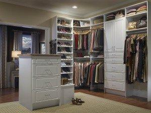 комната-гардероб