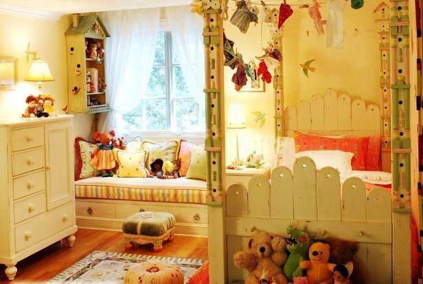 Дизайн украшения комнаты