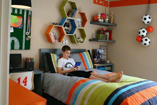 Декор своими руками для комнаты мальчика