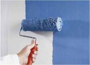 слой краски без подтеков