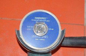 диск для резки плитки