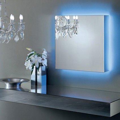 освещение туалетного зеркала