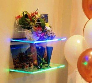 светодиодная подсветка аксессуаров