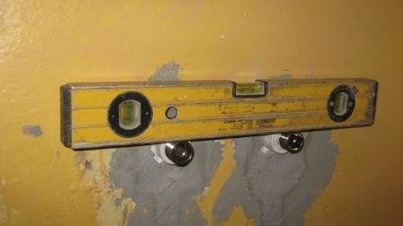 установка водорозеток для смесителя