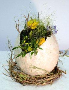 импровизированная ваза в интерьере