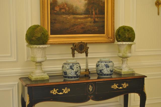классические вазы