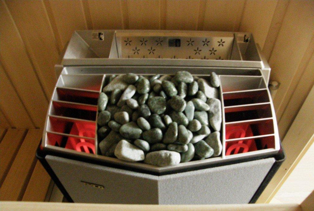 печь для мини-сауны