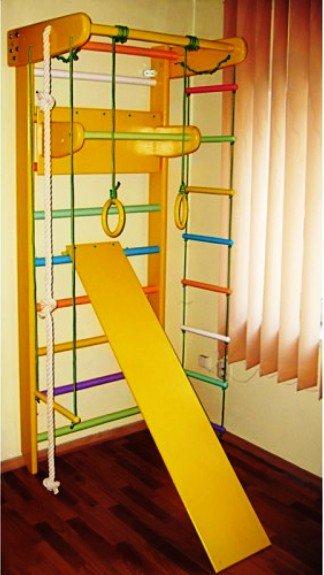 детский уголок в квартире