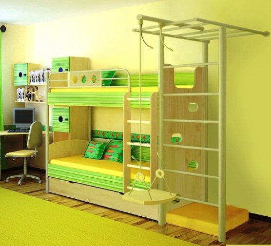 комбинированная мебель для детей