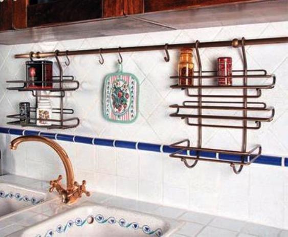 медь на классической кухне