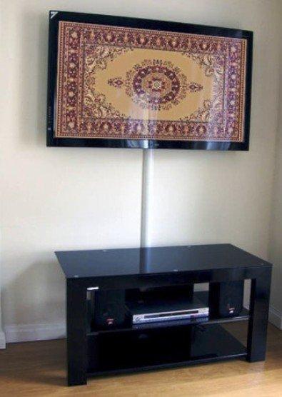 Повесить телевизор на стену своими руками