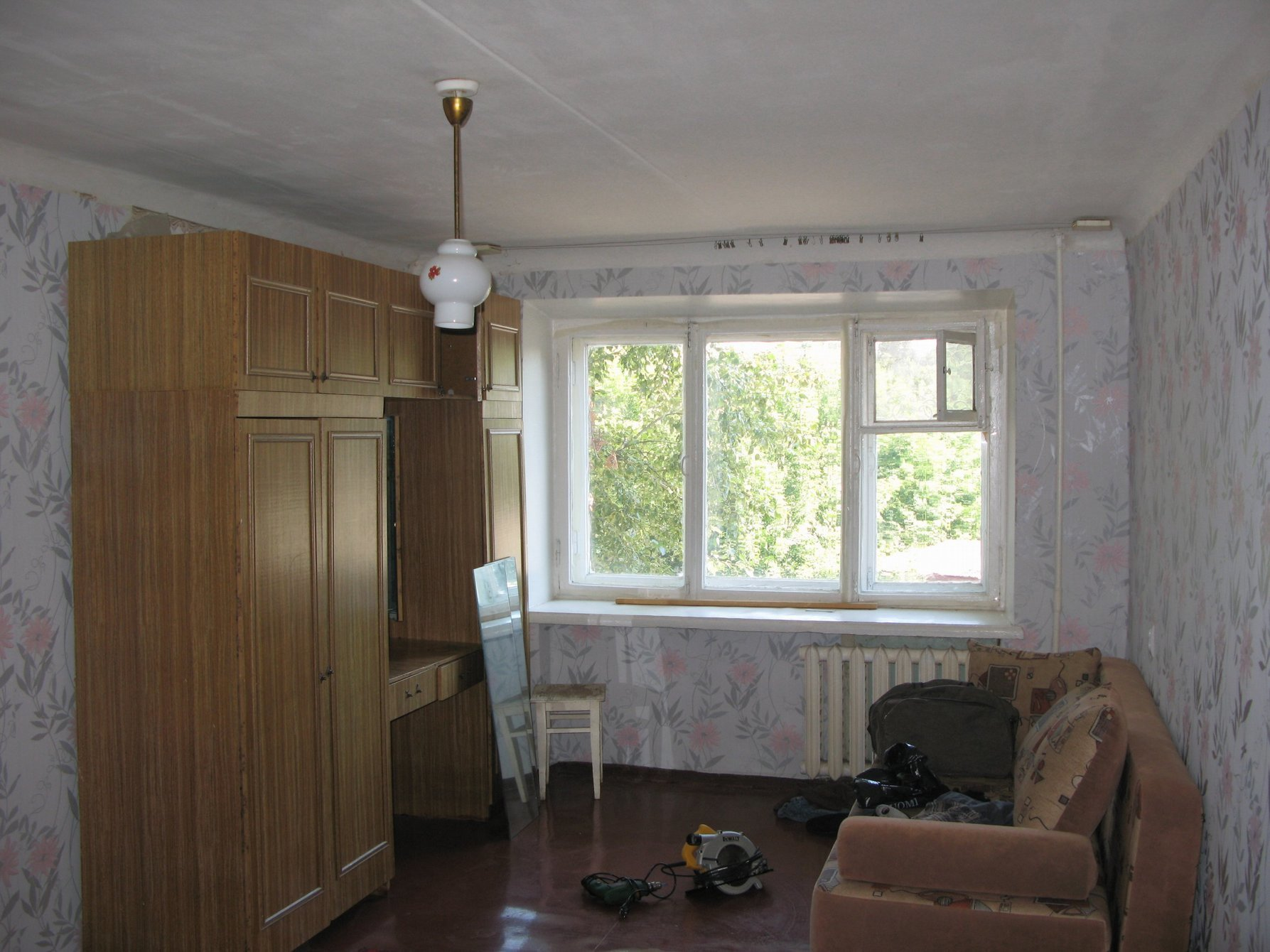 Дизайн старая квартира