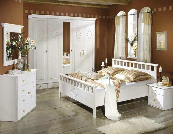 мебель для спальни белого цвета