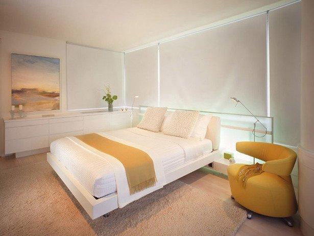 быстрое изменение внешнего облика спальни