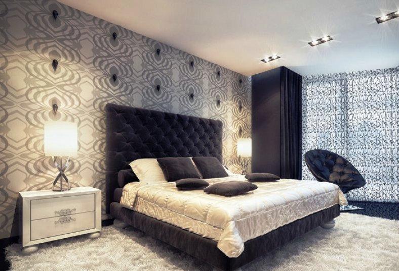 цветовая гамма при оформлении спальни