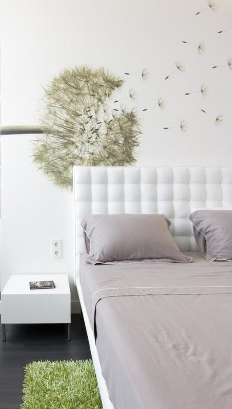 Идеи дизайнеров 2015 - современная спальня