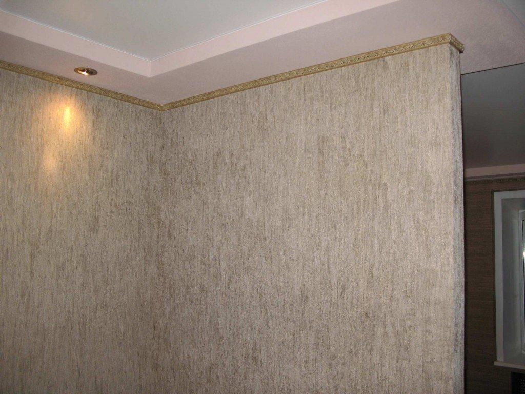 перегородка в комнате из гипсокартона