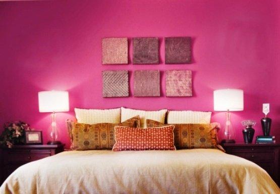 тканевой декор стен
