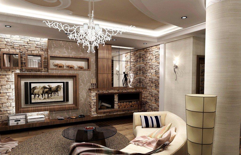 эклектика в дизайне квартиры