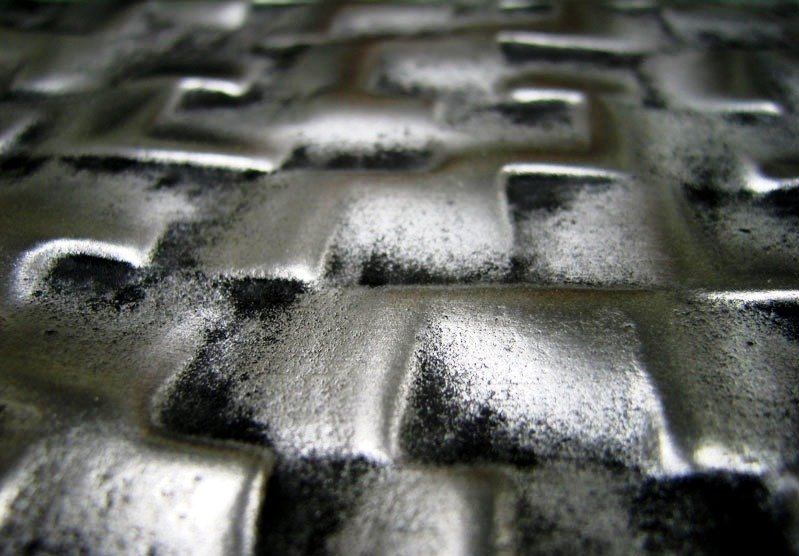 Металл на основе другого материала