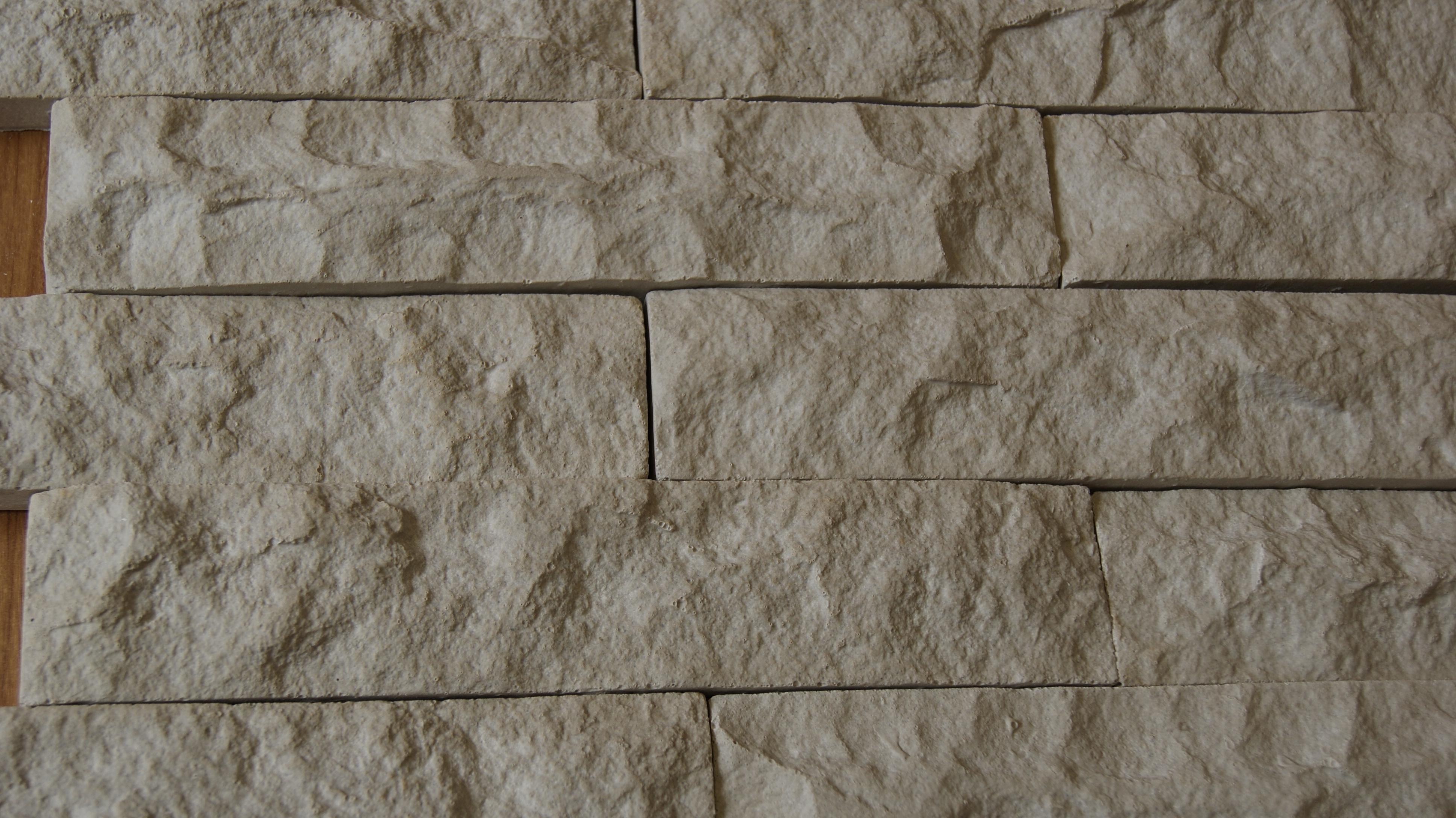 искусственный камень с помощью смеси Камнедел