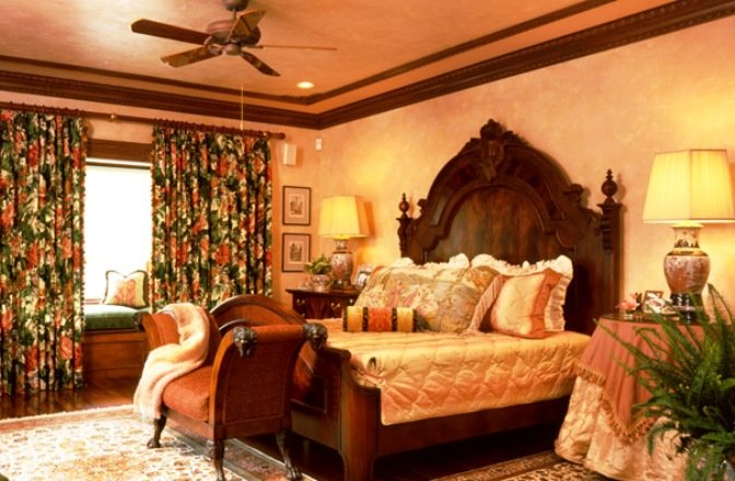 как выбрать стиль спальни