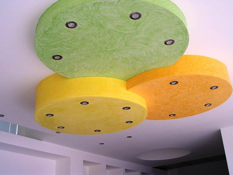 как выбрать дизайн потолков