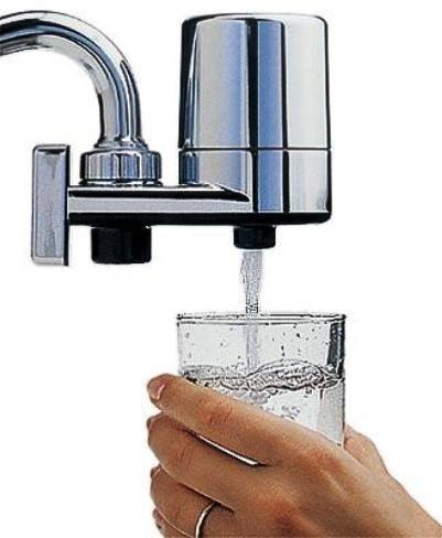 как выбрать фильтр-насадку для воды