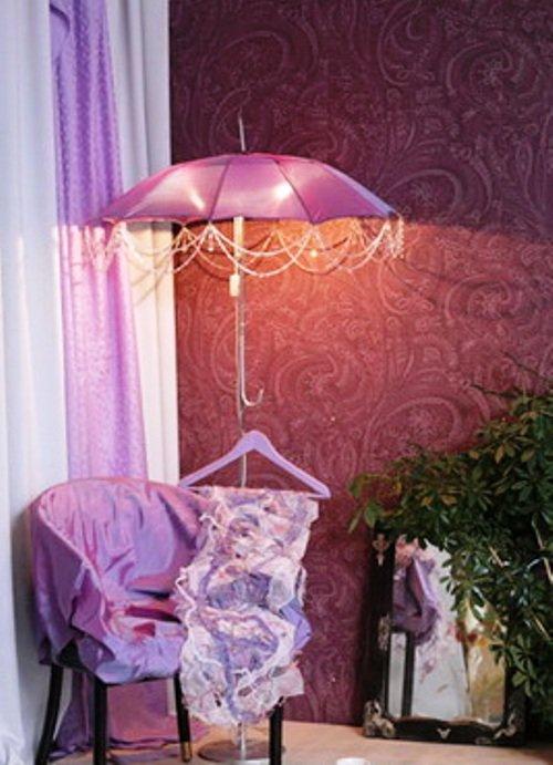 светильник - зонтик