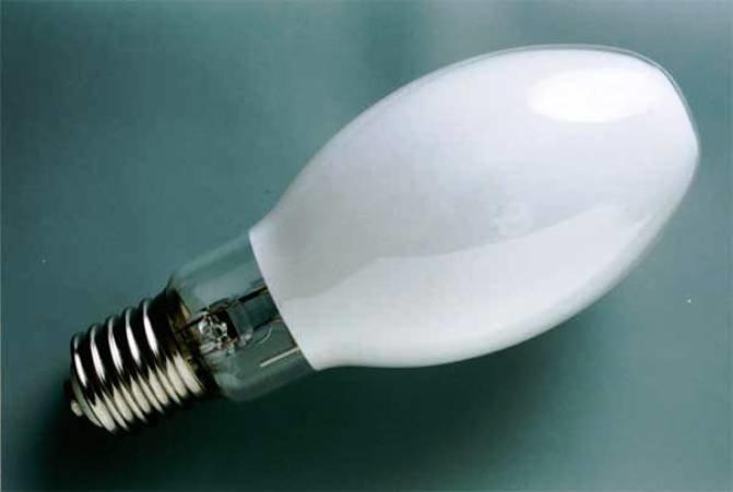 дуговые ртутные лампы